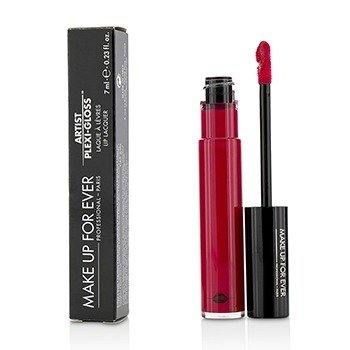 Make Up For Ever Artist Plexi Gloss Lip Lacquer - # 403 (Red)  7ml/0.23oz