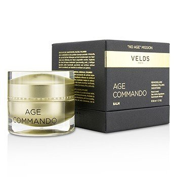 苇芝  Age Commando 'No Age' Mission Balm - For Face & Neck  50ml/1.7oz