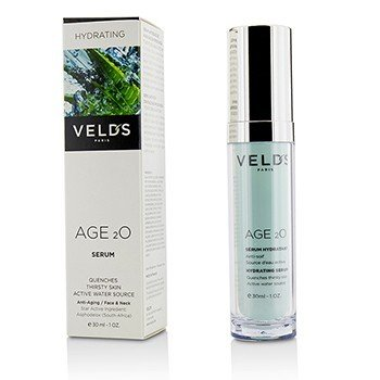 苇芝  AGE 2O Deep Hydration Anti-Aging Serum  30ml/1oz