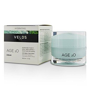 苇芝  AGE 2O Deep Hydration Anti-Aging Cream  50ml/1.7oz