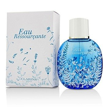 Clarins Eau Ressourcante Treatment Fragrance Refillable Spray (Limited Edition)  100ml/3.3oz