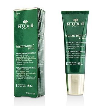 Nuxe Nuxuriance Ultra Mascarilla Roll-On Anti-Envejecimiento Global Re-Llenador - Para Todo Tipo de Piel  50ml/1.6oz