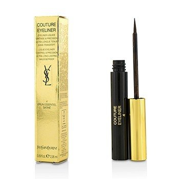 Yves Saint Laurent Couture Liquid Eyeliner - # 4 Brun Essentiel Satine  2.95ml/0.09oz