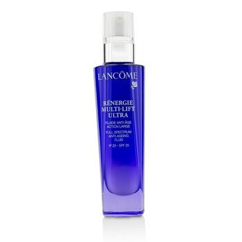 Lancome Renergie Multi-Lift Ultra Fluido Anti-Envejecimiento Espectro Total SPF25  50ml/1.69oz