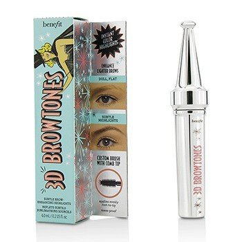 Benefit 3D Browtones Subtle Brow Enhancing Highlights - # 02 (Light / Medium)  6ml/0.2oz