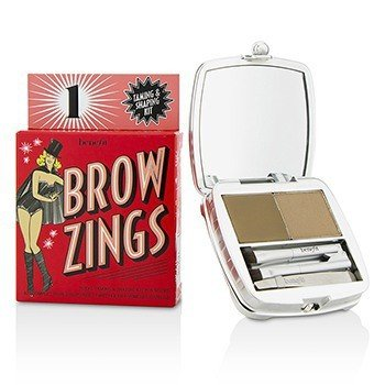 Benefit Brow Zings (Total Taming & Shaping Kit For Brows) - #1 (Light)  4.35g/0.15oz