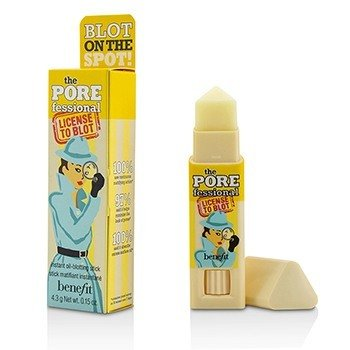בנפיט The Porefessional License To Blot Instant Oil Blotting Stick  4.3g/0.15oz