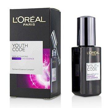 L'Oreal Youth Code Skin Activating Ferment Esencia de Ojos  20ml/0.67oz