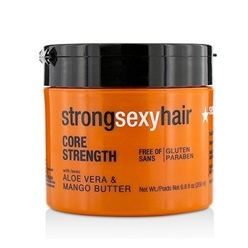 Sexy Hair Concepts Strong Sexy Hair Core Strength Mascarilla Nutritiva Anti-Rotura  200ml/6.8oz