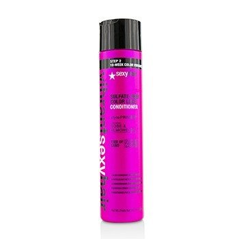 Sexy Hair Concepts Vibrant Sexy Hair Color Acondicionador Conservador de Color de Mechones  300ml/10.1oz