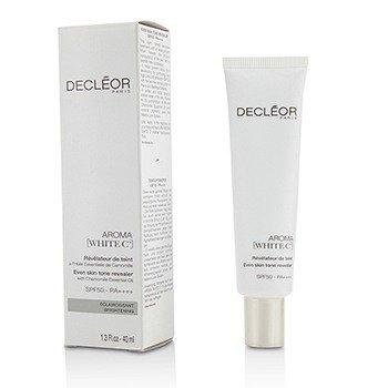 Decleor Aroma White C+ Revelador de Tono de Piel Uniforme SPF 50  40ml/1.35oz