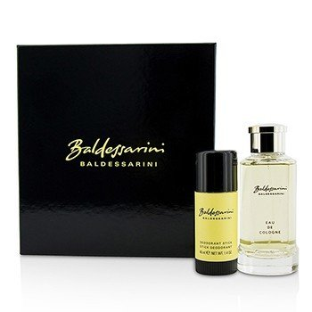 Baldessarini Baldessarini Coffret: Eau De Cologne Spray 75ml/2.5oz + Deodorant Stick 40ml/1.4oz  2pcs