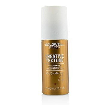 Goldwell Style Sign Creative Texture Roughman 4 Matte Cream Paste  100ml/3.3oz