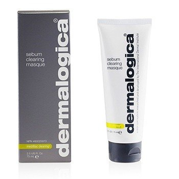 Dermalogica MediBac Sebum Clearing Masque (Exp. Date 01/2018)  75ml/2.5oz