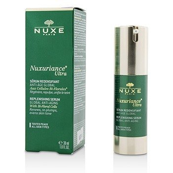 Nuxe Przeciwzmarszczkowe serum na noc Nuxuriance Ultra Global Anti-Aging Replenishing Serum - All Skin Types  30ml/1oz