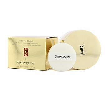 Yves Saint Laurent Puder sypki Souffle D'Eclat Sheer And Radiant Loose Powder - # 04  15g/0.52oz