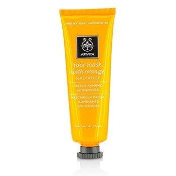 Apivita Mascarilla Facial Con Naranja - Radiance  50ml/1.74oz