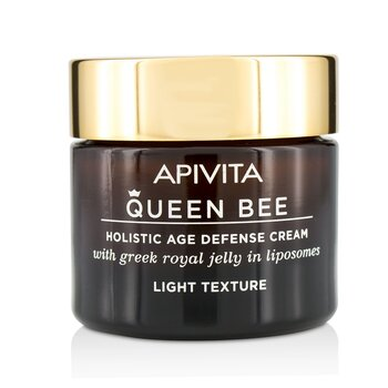 Apivita Queen Bee Holistic Crema Defensa de Edad Textura Ligera  50ml/1.7oz
