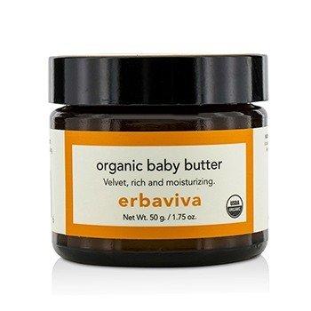 Erbaviva Manteca de Bebé Orgánica  50g/1.75oz