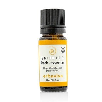 Erbaviva Sniffles Bath Essence  10ml/0.33oz