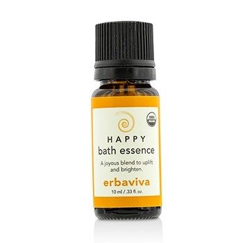 Erbaviva Happy Bath Essence  10ml/0.33oz