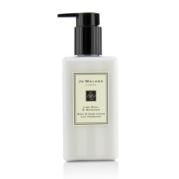 Jo Malone Lime Basil & Mandarin Body & Hand Lotion  250ml/8.5oz