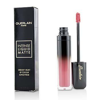Guerlain Intense Liquid Matte Creamy Velvet Lipcolour - # M65 Tempting Rose  7ml/0.23oz