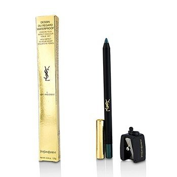 Yves Saint Laurent Dessin Du Regard Waterproof High Impact Color Eye Pencil - # 4 Vert Irreverent  1.2g/0.04oz