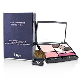 Christian Dior Designer Palette Edition Voyage (Harmony Rose)  17.7g/0.59oz