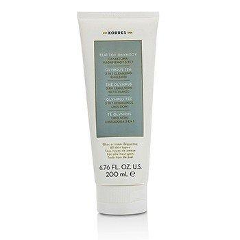 コレス Olympus Tea 3 In 1 Cleansing Emulsion - All Skin Types  200ml/6.76oz
