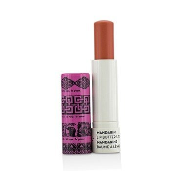 Korres Mandarin Lip Butter Stick - # Pink (Rose)  5ml/0.17oz