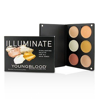 Youngblood Paleta Iluminante  13.2g/0.46oz