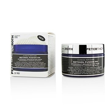 Peter Thomas Roth Retinol Fusion PM Overnight Resurfacing Pads  30pads
