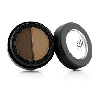 Glo Skin Beauty Polvo de Cejas Dúo - # Brown  1.1g/0.04oz