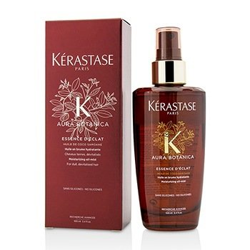 Kerastase Olejek do włosów Aura Botanica Essence D'eclat Moisturizing Oil-Mist (For Dull, Devitalized Hair)  100ml/3.4oz