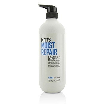 KMS California Moist Repair Shampoo (Moisture and Repair)  750ml/25.3oz
