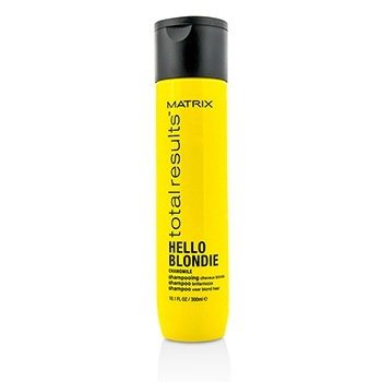 Matrix Total Results Hello Blondie Chamomile Shampoo (For Brillance)  300ml/10.1oz
