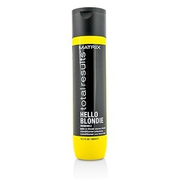 Matrix Total Results Hello Blondie Chamomile Conditioner (For Brillance)  300ml/10.1oz