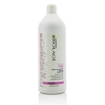 Matrix Biolage Sugar Shine System Shampoo (For Normal/ Dull Hair)  1000ml/33.8oz