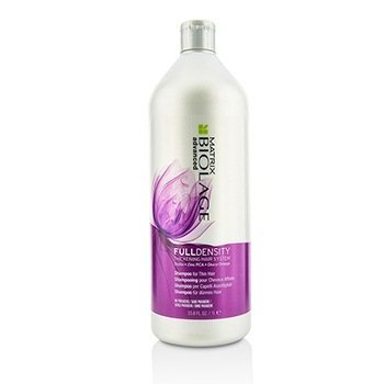Matrix Biolage Advanced FullDensity Thickening Hair System Shampoo (For Thin Hair)  1000ml/33.8oz