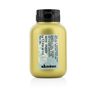 Davines More Inside This Is A Texturizing Dust (For Instant Volume)  8g/0.28oz