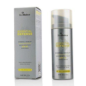 Skin Medica واقٍ شمسي معدني Essential Defense SPF 35  52.5g/1.85oz