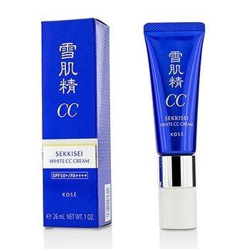 Kose Sekkisei White CC Cream SPF50+ PA++++ - # 02 Ochre  26ml/1oz