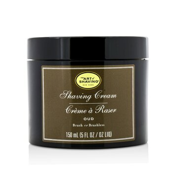 The Art Of Shaving Crema de Afeitar - Oud  150ml/5oz