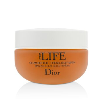 Christian Dior Hydra Life Glow Better - Fresh Jelly Mask  50ml/1.8oz