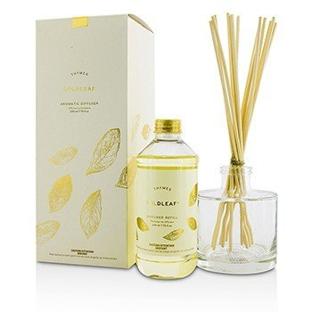 Thymes Aromatic Diffuser - Goldleaf  230ml/7.75oz