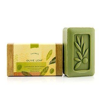 Thymes Olive Leaf Luxurious Bath Soap  170g/6oz