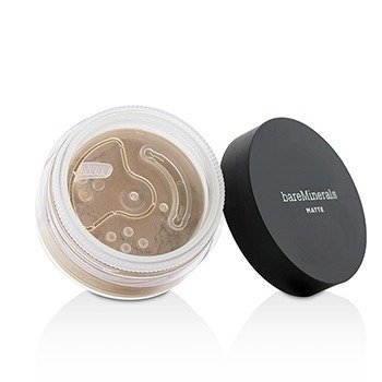 ベアミネラル BareMinerals Matte Foundation Broad Spectrum SPF15 - Soft Medium  6g/0.21oz
