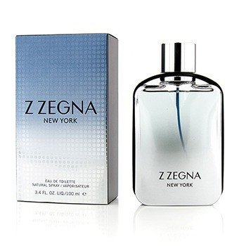 Ermenegildo Zegna Z Zegna New York Eau De Toilette Spray  100ml/3.3oz