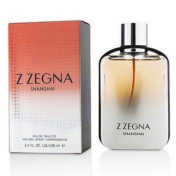 Ermenegildo Zegna Z Zegna Shanghai Eau De Toilette Spray  100ml/3.3oz